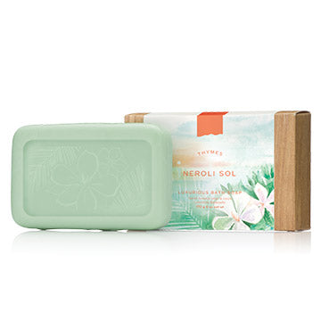 Neroli Sol Bath Soap - Thymes Brand