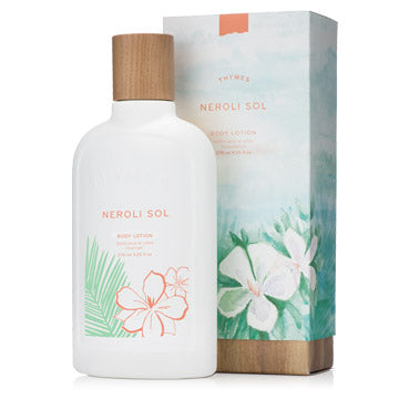 Neroli Sol Body Lotion - Thymes Brand