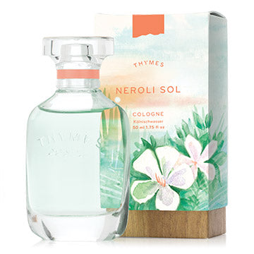 Neroli Sol Cologne - Thymes Brand