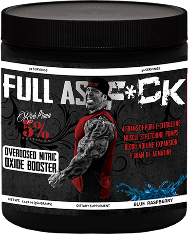 Full As Fck Nitric Oxide Booster 30 SERVINGS