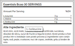 Musclepharm Essentials Bcaa 30 SERVINGS