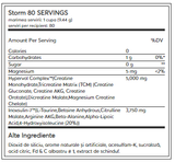 Universal Nutrition Storm 80 SERVINGS