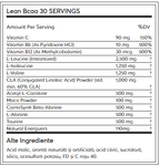 Evlution Nutrition Lean Bcaa 30 SERVINGS