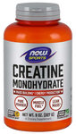 NOW FOODS Creatine Monohydrate, Pure Powder - 227 grams
