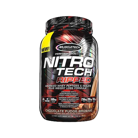 Muscletech Nitro Tech Ripped 907 grams