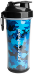 Smartshake Double Wall 750ML CAMO BLUE