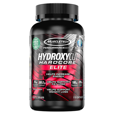 Muscletech Hydroxycut Elite 110 CAPS
