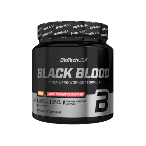 BiotechUSA Black Blood NOX+ 330g
