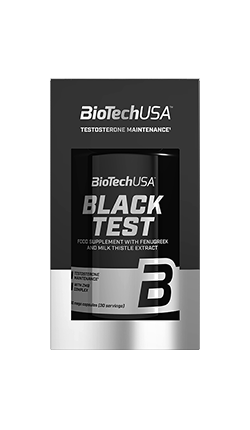 BioTechUSA Black Test 90caps