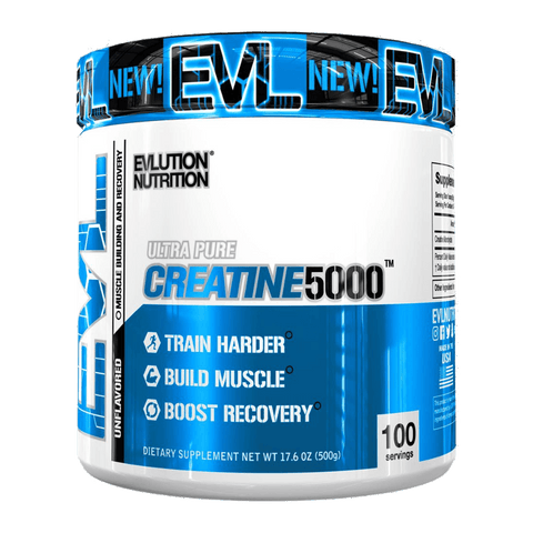 Evlution Nutrition Creatine 5000 60 SERVINGS