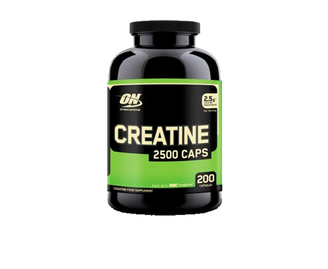 Optimum Nutrition CREATINA MONOHIDRATA 2500 200 CAPSULE