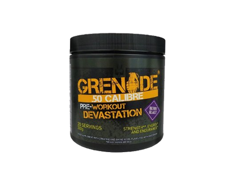 Grenade 50 Calibre 20 SERVINGS