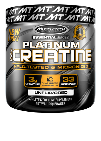 Platinum Creatine 80 SERVINGS