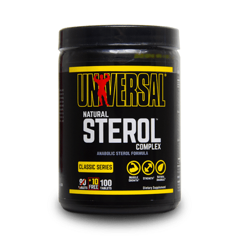 Universal Nutrition Natural Sterol Complex 100 CAPS
