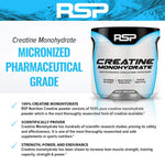 Rsp Nutrition Creatine Monohydrate 300 G