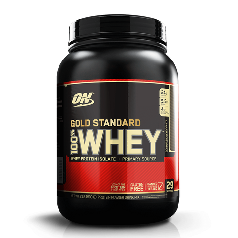 100% Whey Gold Standard 900 G