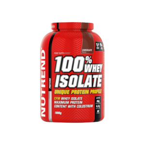 NUTREND 100% WHEY ISOLATE 1.8kg