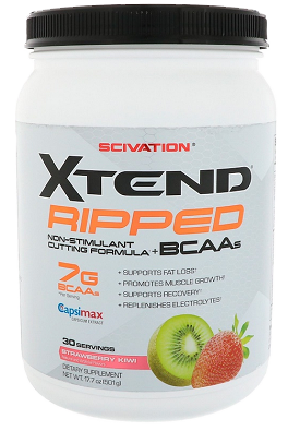 Xtend Ripped BCAA's 501 grams