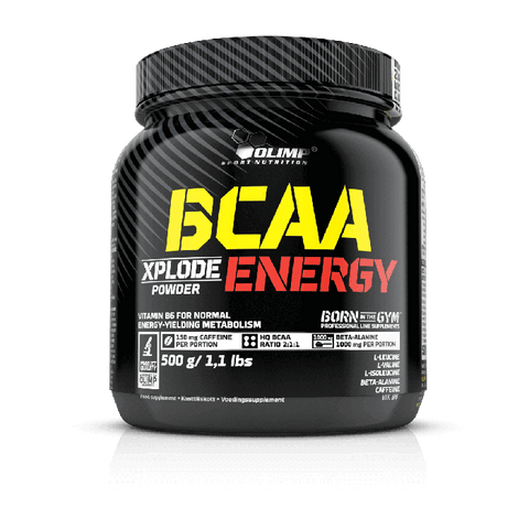 OLIMP NUTRITION BCAA Energy Xplode 500g