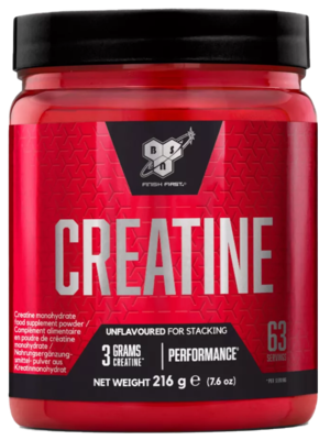 Creatine 60 SERVINGS