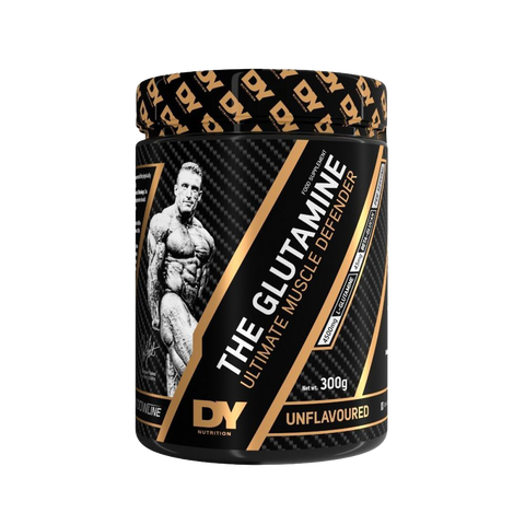 DORIAN YATES  THE GLUTAMINE 300 G