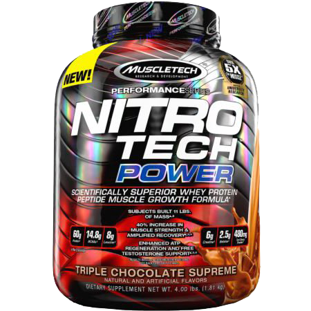 Muscletech Nitro Tech Power 1.8 KG