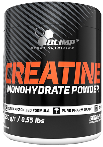 Creatine Monohydrate Powder - 250 grams