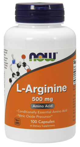 NOW FOODS L Arginine 100 CAPS