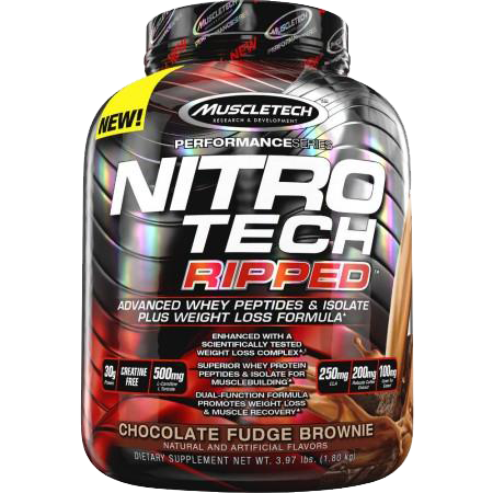 Muscletech Nitro Tech Ripped 1.8 KG