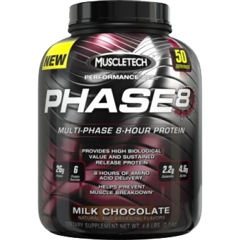 Muscletech Phase 8 - 2.1 KG