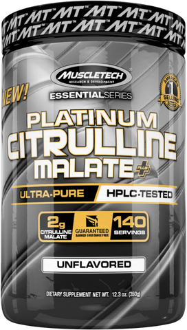 Muscletech Platinum Citrulline Malate Plus 140 SERVINGS