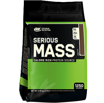 Optimum Nutrition Serious Mass 5.5 KG