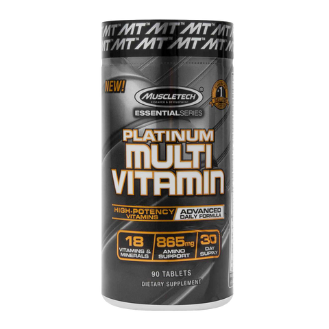 Muscletech Platinum Multivitamin 90 TABS