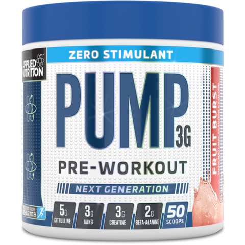 APPLIED NUTRITION  PUMP 3G-375G
