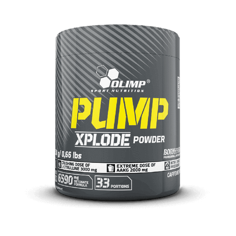 Pump Xplode Powder 300 grams