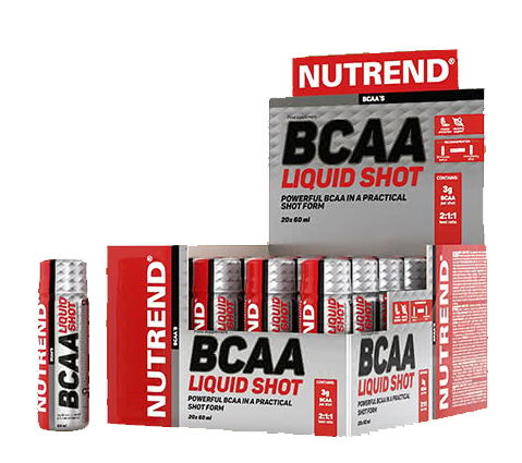 NUTREND BCAA SHOT 60 ML