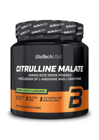 BiotechUSA Citrulline Malate - 300 grams