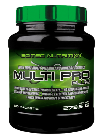 SCITEC NUTRITION Multi Pro Plus 30paks