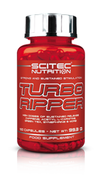 SCITEC NUTRITION Turbo Ripper 100 Tabs
