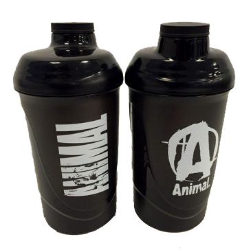 Animal black Shaker 600ml