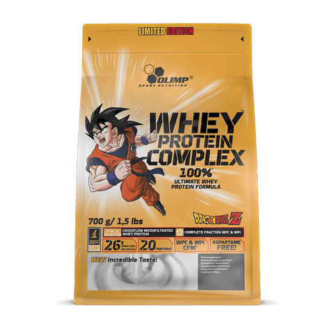OLIMP NUTRITION Whey Protein Complex 100%  Dragon Ball 700 grams