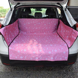 Waterproof Dog Hammock Car Seat Cover