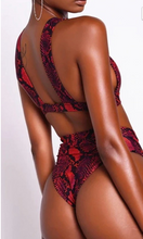 Load image into Gallery viewer, Hypnotize Me Swim Top