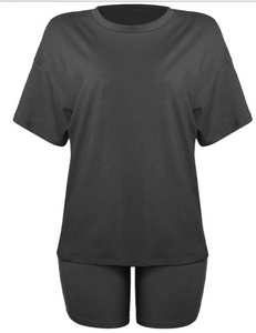 A must-have for your closet! The material is very soft and stretchy. Whether you're working from home, running errands, or just hanging out. It's easy and can be dressed up/down.   Material: 95% Polyester 5% Spandex Made in the US