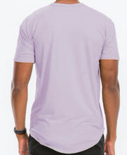 Load image into Gallery viewer, Back to Basics Tee (Light Lavender)