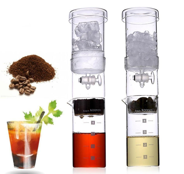 Ice-drip Coffee Maker