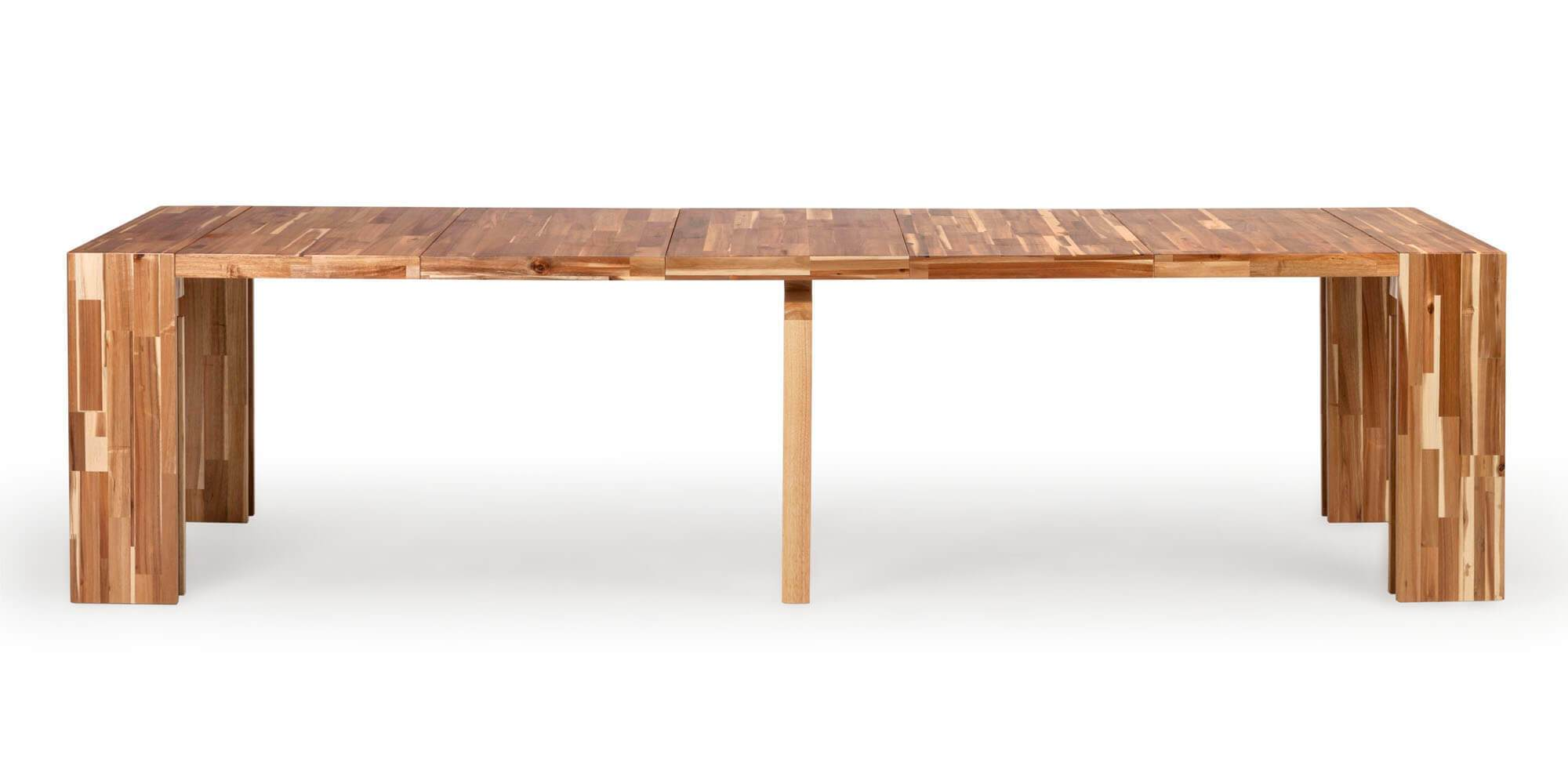 Transformer Table 2.0 + Natural Acacia