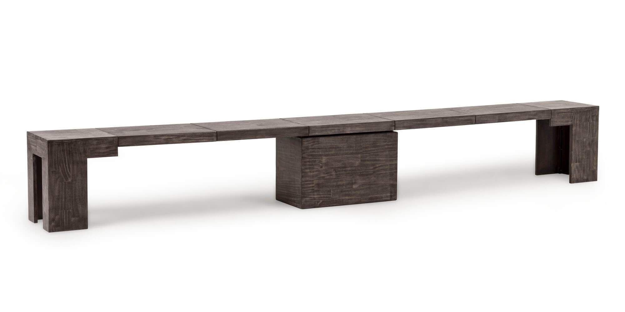 Transformer Bench 2.0 + Birch Grey