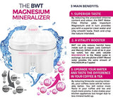 BWT Premium Mg Water Filter, Custom USA Formulation (5+1 Pack) Custom USA 60 Day Formulation