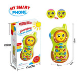SUGOO Toys Phone for 6 Months Old Boys Baby Girl, Toy Phone for 1 Year Old Baby Boy Girl Kid Children Gift for Baby Girl Baby Toys 3-12 Months Birthday Gift for Baby Phone Toy 24 Months Babies